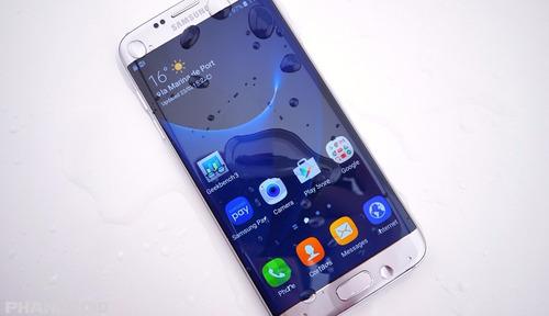 samsung galaxy s7 edge 32gb 4g lte pantalla 5.5 doble camara