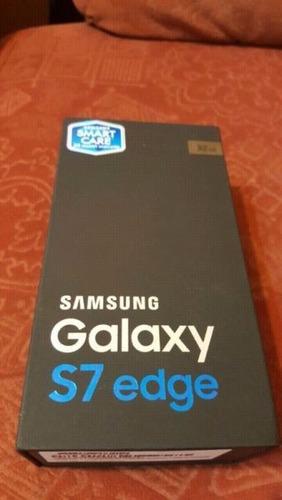 samsung galaxy s7 edge 32gb libre liquidación/venta directa