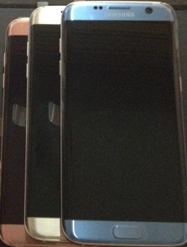 samsung galaxy s7 edge 32gb,libres 4g lte,pantalla curvo