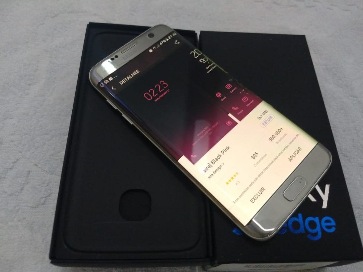 Jual Samsung S7 Edge Smartphone 32 Gb 4 Pink Termurah 2018 Pierre Cardin Pc107551f03 Jam Tangan Pria Coklat Ring Gold Galaxy 4gb 32gb Oculos 3d Fone Sem Fio R