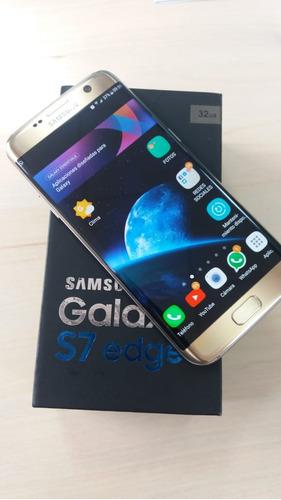 samsung galaxy s7 edge como nuevo