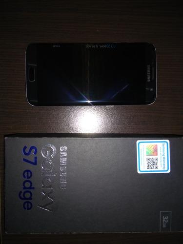 samsung galaxy s7 edge de 32gb estado 10 de 10