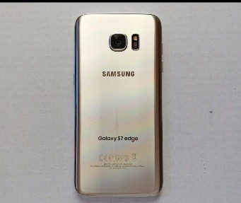 samsung galaxy s7 edge dorado  32 gb 4g lte abiertos xmayor