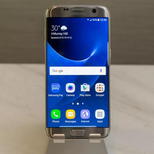samsung galaxy s7 edge dual sim 4g silver titanium 4gb ram
