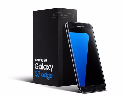 samsung galaxy s7 edge duos + adaptador corriente / iprotech