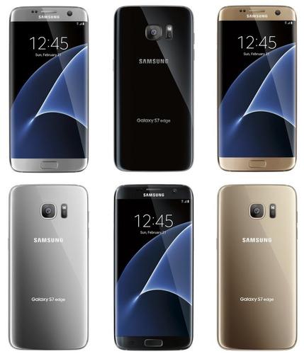 samsung galaxy s7 edge g935f l/fábr 4g 32gb octa 4gb sellado