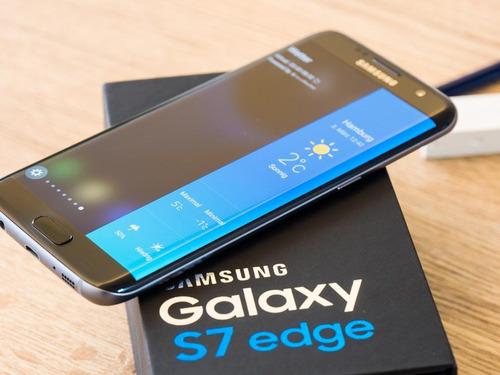 samsung galaxy s7 edge nuevos tienda (0jo 520 al cambió)