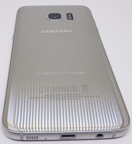 samsung galaxy s7 edge sm-g935p1 chip android 7.0 de vitrine