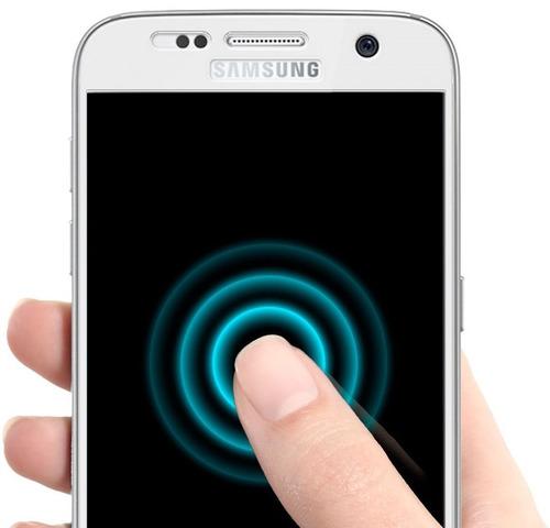 samsung galaxy s7 spigen protector pantalla vidrio glass fc
