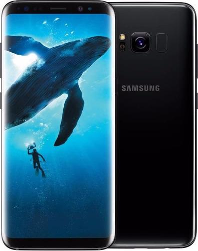 samsung galaxy s8+ 64gb 4 gb ram 12 mp android 7.0 nougat