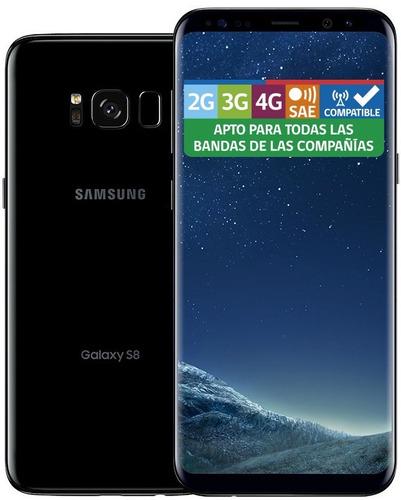 samsung galaxy s8 64gb 4g lte nuevo sellado - phone store