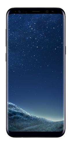 samsung galaxy s8+ 64gb 4gb ram negro pantalla fantasma