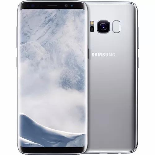 samsung galaxy s8 64gb black tienda san borja. garantía.