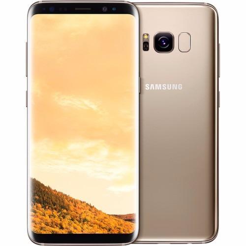 samsung galaxy s8 64gb + caja sellada + garantia