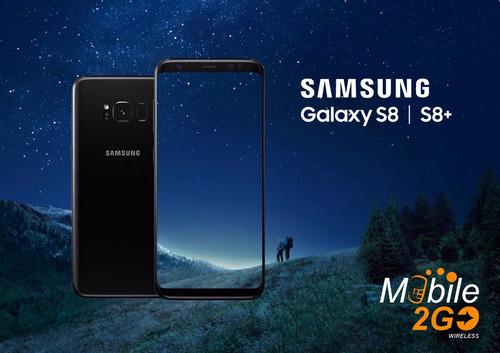 samsung galaxy s8 64gb silver libre boleta+ garantia+ regalo
