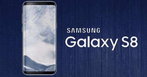 samsung galaxy s8 con logo 64gb interna y 4 ram nuevo sellad