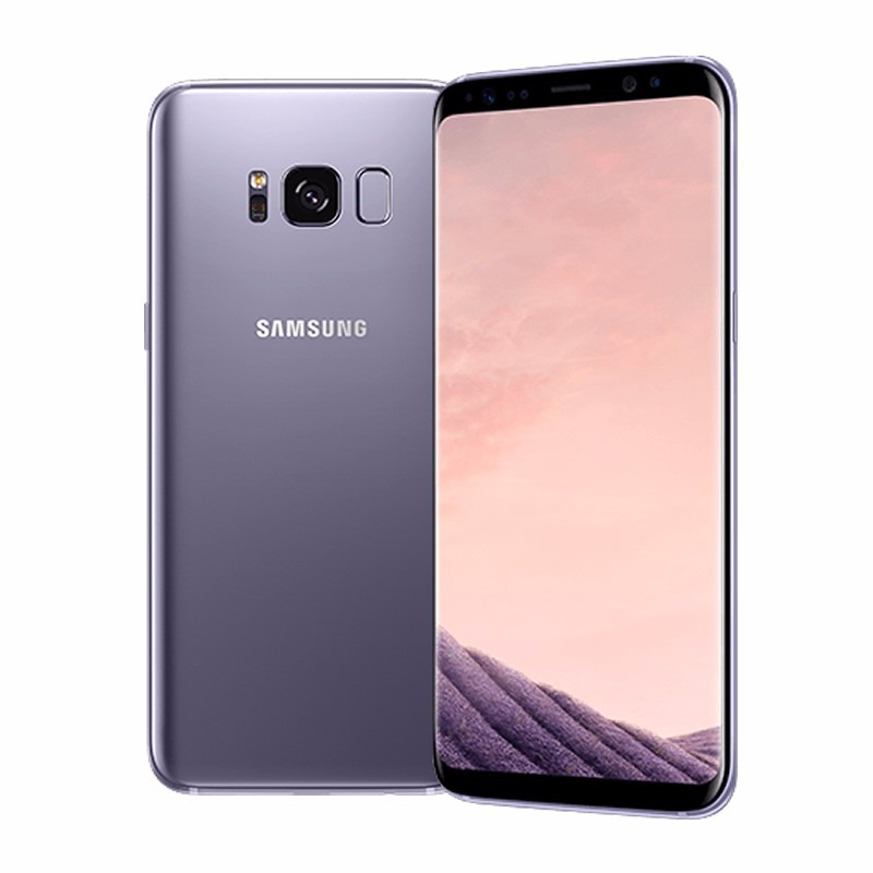 Samsung Galaxy S8 G950f Color Orchid Gray 4g 64gb Octacore
