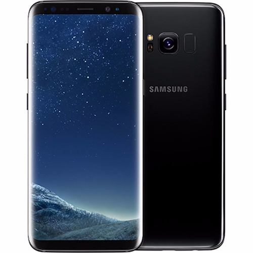 samsung galaxy s8 l/fábrica 12mp 64gb 4gb ram 5.8pulg sellad