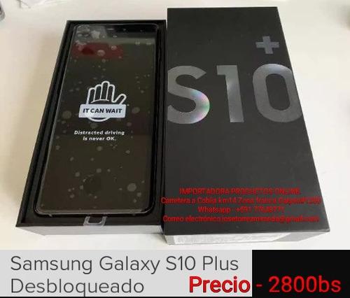 samsung galaxy s8 original de caja con garantía de un año y