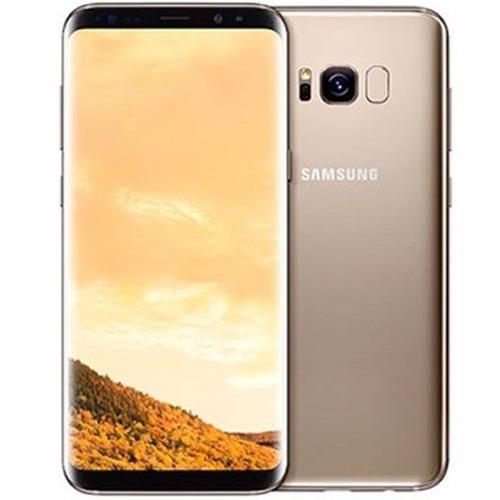 samsung galaxy s8 plus 4g 64gb 6.2' color gold g955f dorado