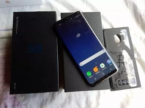 samsung galaxy s8+ plus 4g lte 64gb nuevo cajas selladas