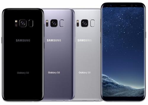 samsung galaxy s8 plus 6.2 pulgadas 64gb 4gb ram sellado