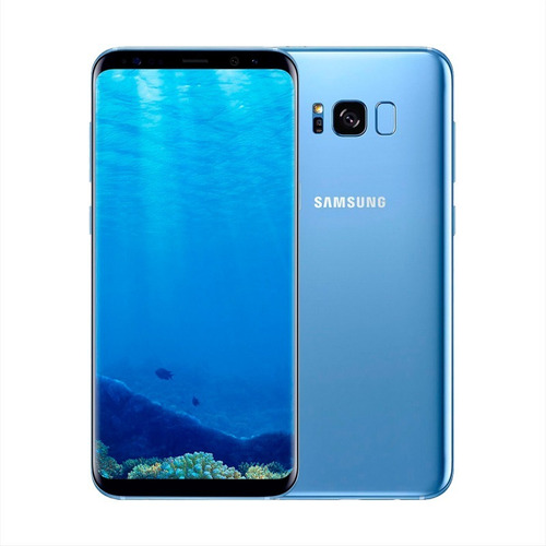samsung galaxy s8 plus 6.2pg 64+4ram 12+8mpx colores msi