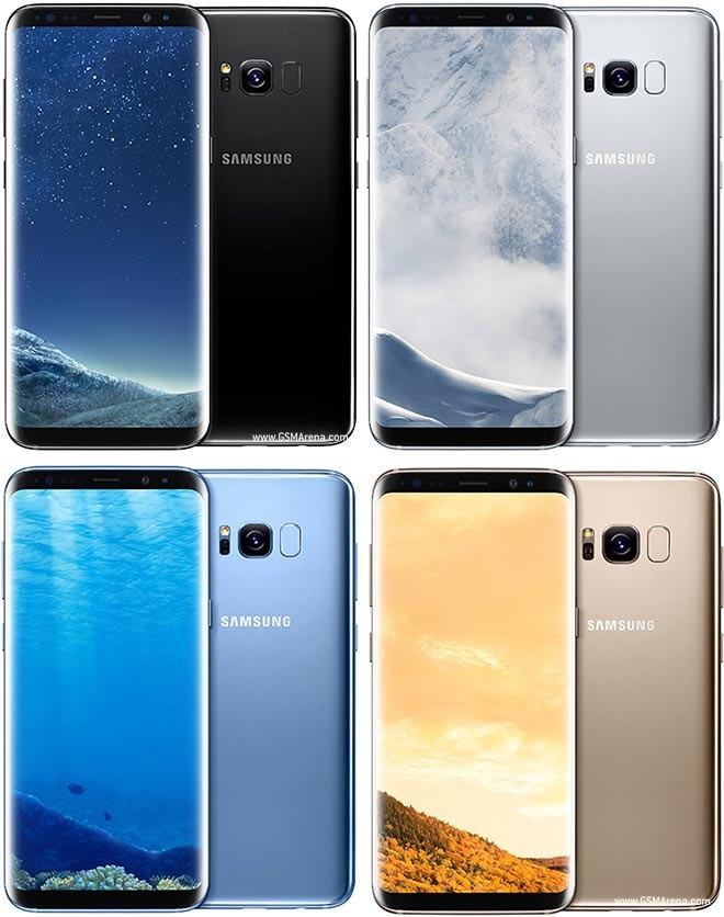 Samsung Galaxy S8 Plus 64gb 4g Color Orchid Gray Las Canitas
