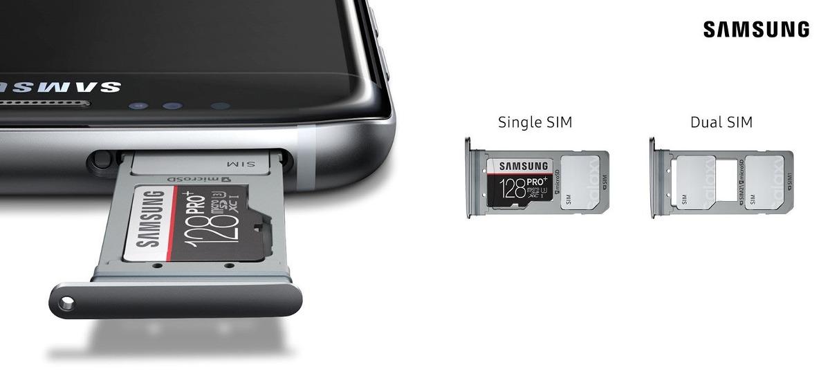 S8+ Dual Sim