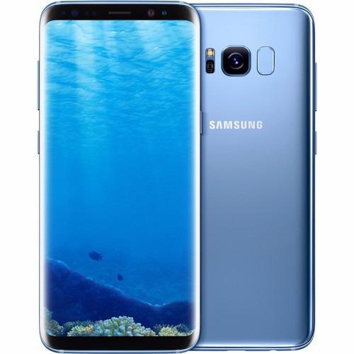samsung galaxy s8 plus 64gb + caja sellada + garantia