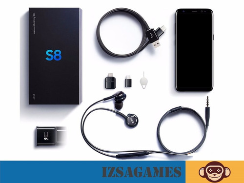 samsung galaxy s8+ plus 64gb nuevo caja sellada y garantia