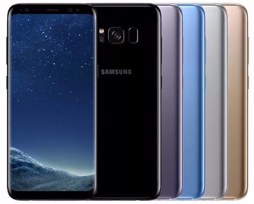 samsung galaxy s8+ plus 6gb ram 128gb sellado a pedido