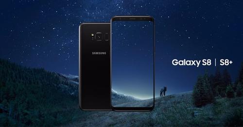samsung galaxy s8 plus $745/ s9 plus $ 885 garantía 1 año