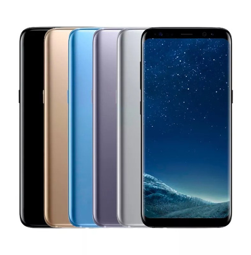 samsung galaxy s8 plus dual 64gb + caja sellada + garantia