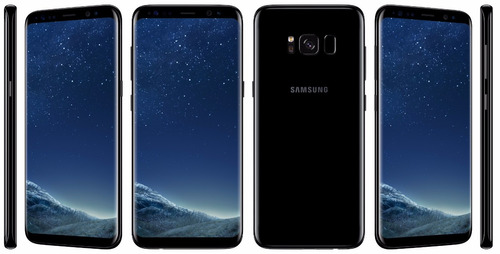 samsung galaxy s8 plus duos 64gb 4gb 12mp 8mp iris sellado