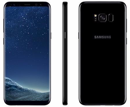 samsung galaxy s8 plus duos s8+ 64gb 4g 12mp 8mp lector iris