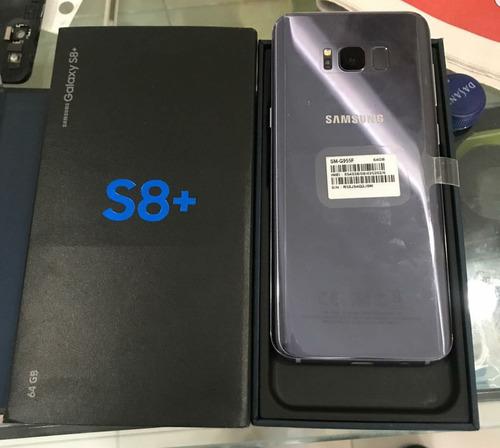 samsung galaxy s8 + plus (liberados internacional )