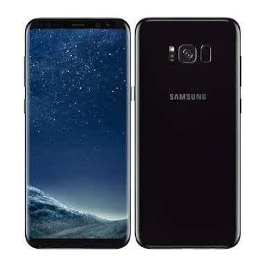 samsung galaxy s8 plus negro