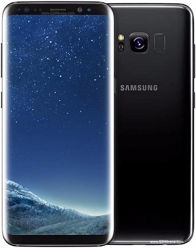 samsung galaxy s8+ s8 plus g955f 4g 64gb 6.2' negro black