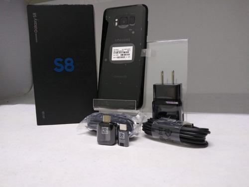 samsung galaxy s8 sm-g950 64gb nuevo libre 4gb ram + regalo