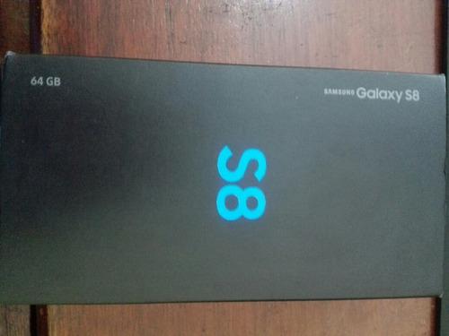 samsung galaxy s8 - sm-g950f - negro