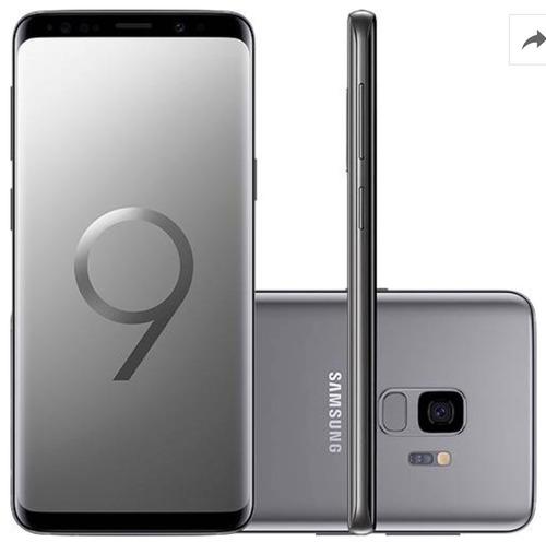 dfd0753258 Samsung Galaxy S9 128gb Sm-g960 + Nf + Nacional - Fortaleza - R ...