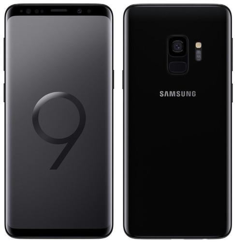 samsung galaxy s9 4g 64+4ram 12.2+8mp nuevo colores