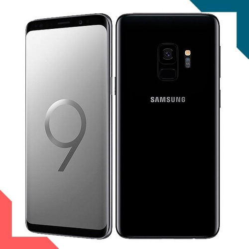 samsung galaxy s9 4g lte g960 5.8 4k 12mp 64gb nuevo libre