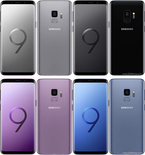 samsung galaxy s9 a pedido g960f/ds dual sim 64gb 4gb 12mp