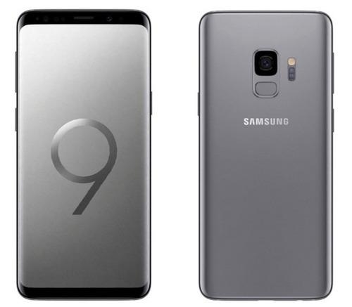 samsung galaxy s9 dual 64+4ram 12.2+8mp nuevo libre colores
