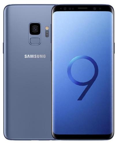 samsung galaxy s9 dual sim 128gb 4g exynos sm-g960f sellado