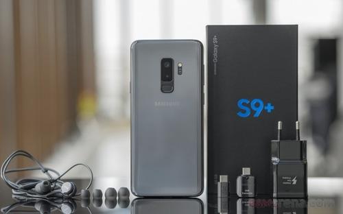 samsung galaxy s9+ dual sim 4g s9 plus 64gb 6gb ram dual cam