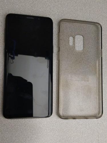 samsung galaxy s9 gris usado