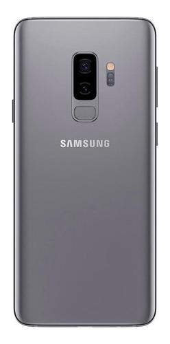 samsung galaxy s9 plus 128gb cinza muito bom usado seminovo